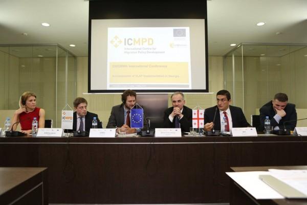 საერთაშორისო კონფერენცია ვიზალიბერალიზაციის სამოქმედო გეგმის განხორციელების შესახებ