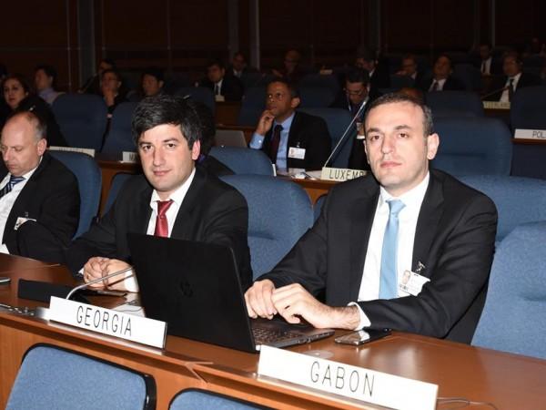 სამოქალაქო ავიაციის საერთაშორისო ორგანიზაციის (ICAO) სიმპოზიუმი