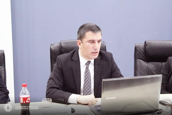 შეხვედრა ეუთოს დემოკრატიული ინსტიტუტებისა და ადამიანის უფლებათა ოფისის (ODIHR) წარმომადგენლებთან