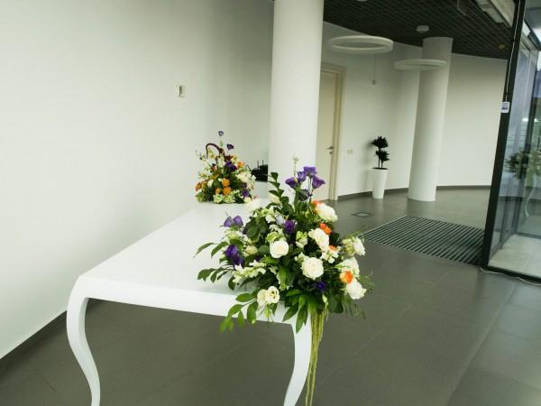 დაქორწინების მსურველი წყვილებისთვის ლაგოდეხის იუსტიციის სახლში სადღესასწაულო სივრცე მოეწყო