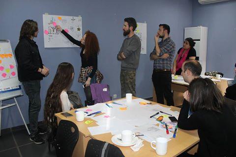 ინოვაციური სერვისების ლაბორატორიამ რუსთავის მუნიციპალიტეტის მერიასთან მოქალაქეთა მომსახურების ცენტრის დიზაინის შემუშავების მიზნით თანამშრომლობა დაიწყო