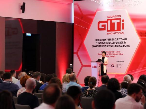 სერვისების განვითარების სააგენტო GITI 2019-ის სამი ჯილდოს მფლობელი გახდა